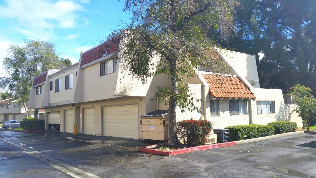Redlands Four Unit Building